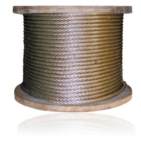 Dây cáp thép ( Steel plated)