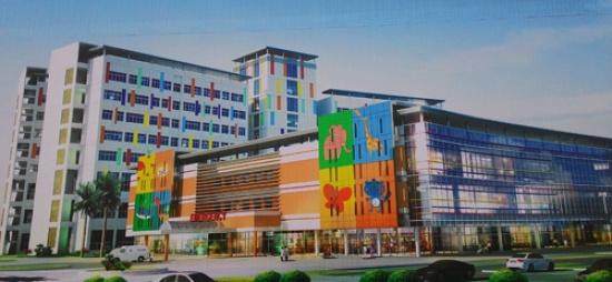 Bệnh viện nhi đồng 3 - TP.HCM